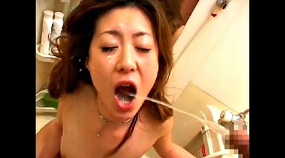 Toilet, Japanese shower, Japanese blowjob