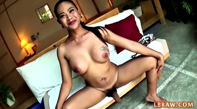 Shemale big tits, Asian shemale, Shemale creampie