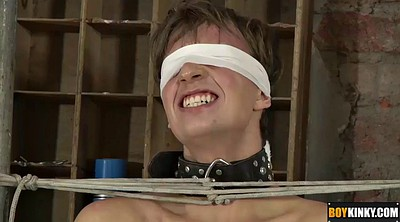 Spank, Blindfold, Gay spank, Blindfolded
