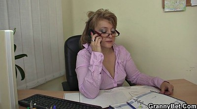 White stockings, White stocking, Grannies, Young stocking, Office stocking