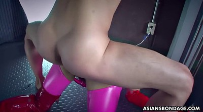 Creampie, Japanese bdsm, Japanese slave, Asian slave, Asian latex, Japanese latex