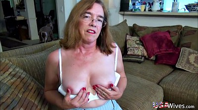 Hairy granny, Hairy mature, Hairy masturbation