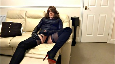 Boots, Boot, Alison, New, Lycra