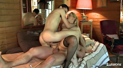 French anal, Anal french, Threesome mmf, French double, Dp anal