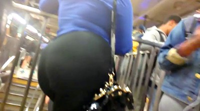 Pants, Thick ebony