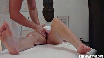 Czech massage, Czech massage anal
