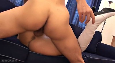 Japanese creampie, Creampie interracial