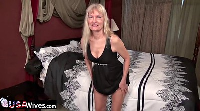 Granny solo, Slim, Cindy, Play, Young solo, Mature hairy solo