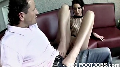 Lubed, Fuck foot