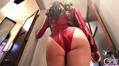 Striptease, Leanne crow, Red, Crow, Red milf