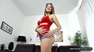 First anal, Casting anal, Student anal, Adel