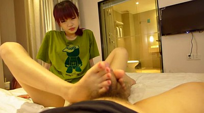 Chinese foot, Chinese teen, Chinese feet