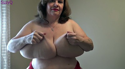 Big boobs, Shaking