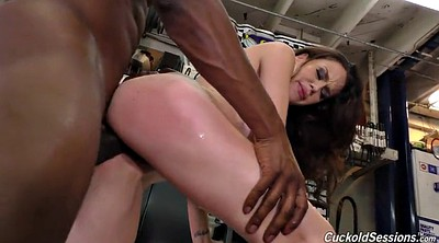 Police, Wife anal, Cuckold anal, Wife fuck, Office anal, Cuckold black