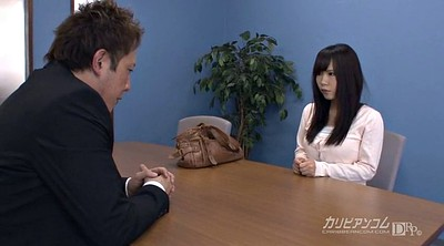 Job interview, Cast, Interview, Asian casting, Tit job