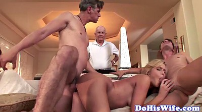 Wife threesome, Wife cuckold, Cuckold wife