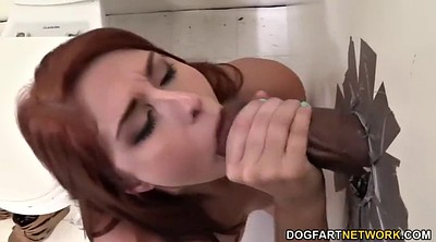 Glory, Glory hole, Black blowjob