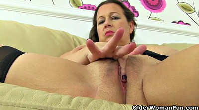 Big clit, Big nipple, Granny british, Eva