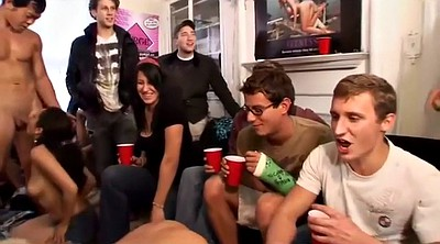 Wild sex, House party