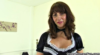 Maid, Lace