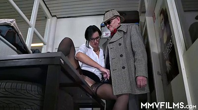 Old young anal, Velvet