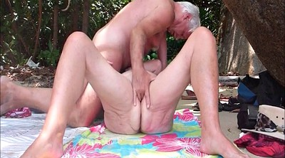 Wife, Outdoor creampie, Mature creampie