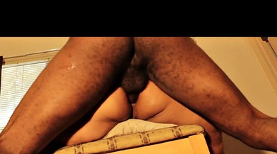 Ebony creampie, Chair
