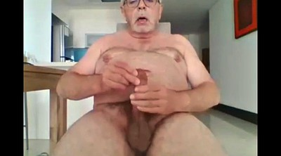 Gay daddy, Dad gay, Big cock cum