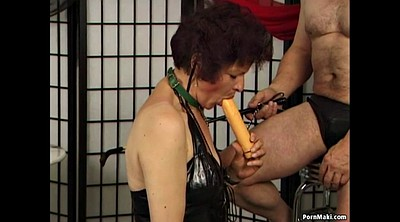 German mature, Mature hairy, Granny blowjob