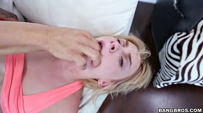 Apartment, Anal blonde
