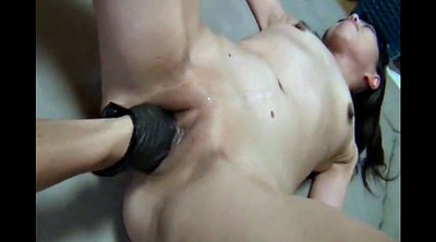 Slave, Asian fisting, Asian fist