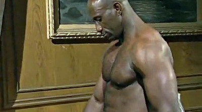 Muscle, Waiter, Man and man, Black muscle