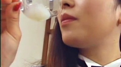 Mouth, Drinking, Japanese uncensored, Uncensored japanese, Japanese drink, Japanese cum