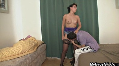 Cheat, Teen nylon, Nylons, Nylon cock
