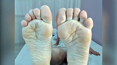 Milf feet, Sole, Milf foot, Sounding