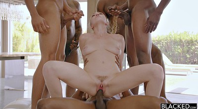 Teen gangbang, Hung, Destroyed
