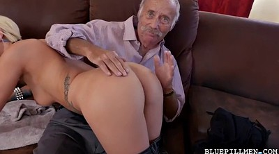 Spank, Farting, Ticket, Granny double, Fucked, Face licking