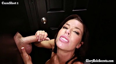 Veronica avluv, Secret, Pee hole, Glory hole cum
