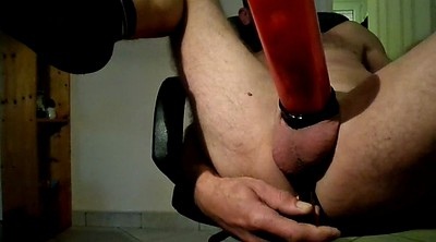Prostate, Vibrator, Pump, Penis, Gay massage
