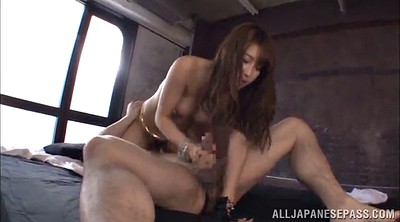 Japanese handjob, Hair