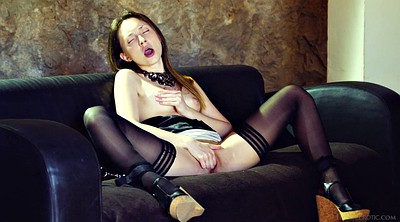 Stocking, Fingers solo hd, Stocking heels