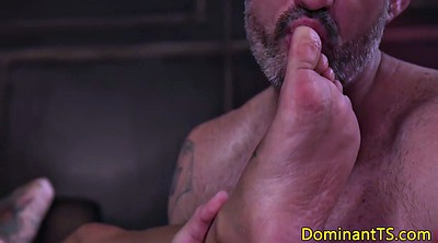 Domination, Hunk, Dominant