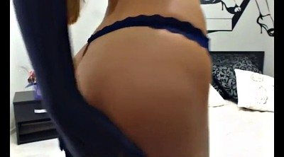 Big tits solo, Webcam strip, Strip tease