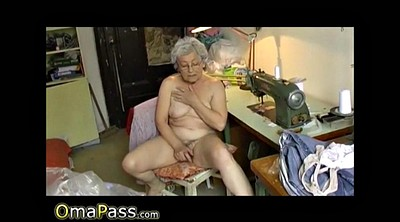 Granny, Hairy compilation