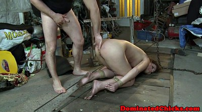 Submissive, Pissed on