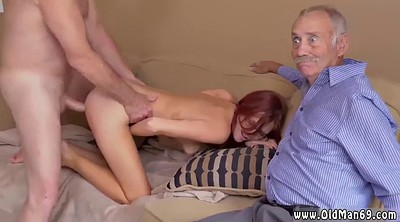 Old young blowjob, Amateur blowjob