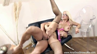 French anal, Cougar anal