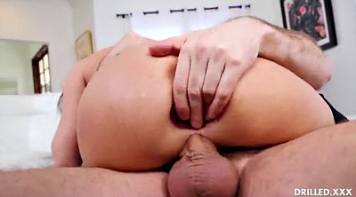 Big ass, Big butt, Dildo anal, James deen, Jojo