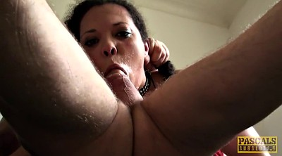 Big clit, British slut