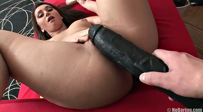 Help, Giant, Giant dildo, Friends, Helping, Giant pussy